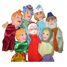 фото Набор для кукольного театра Shantou Gepai «Морозко»