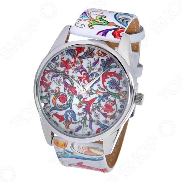Часы наручные Mitya Veselkov «Райский сад» ART подушка на стул арти м райский сад