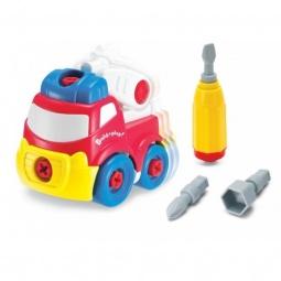 фото Набор игровой для мальчика Keenway «Пожарная машина»