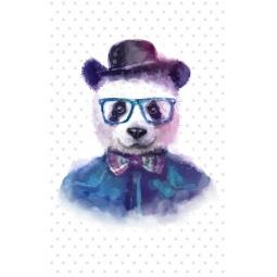 фото Добрая панда. Блокнот для записей