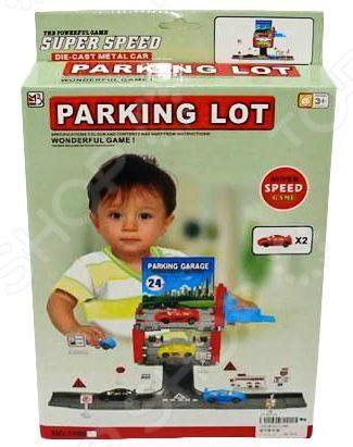 Набор игровой для мальчика Shantou Gepai «Парковка» 1195 игровые наборы dickie игровой набор аэропорт