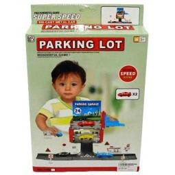 фото Набор игровой для мальчика Shantou Gepai «Парковка» 1195. В ассортименте