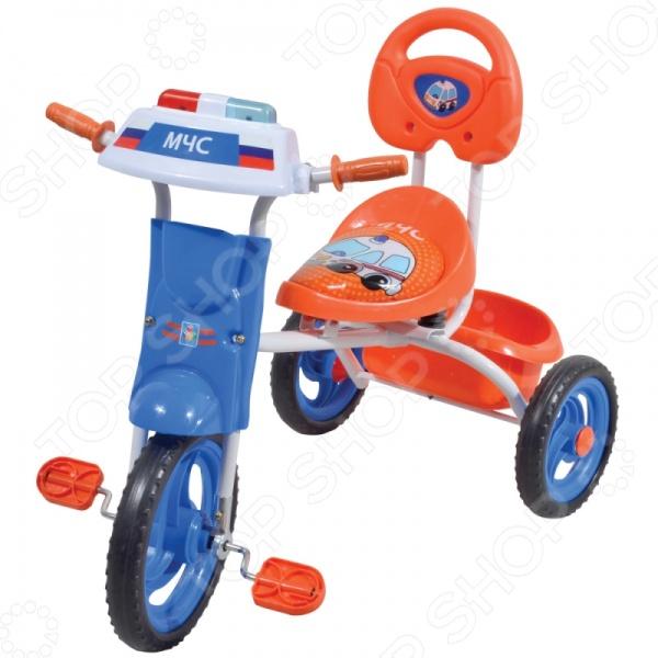 Велосипед трехколесный 1 Toy Т57613 «Спецслужбы» Велосипед трехколесный 1 Toy Т57613 «Спецслужбы» /