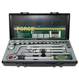 Купить Набор с торцевыми головками Force F-4255