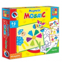 фото Мозаика магнитная Vladi Toys «Овечка» VT3701-01