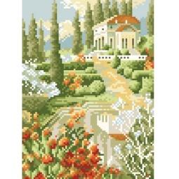 фото Набор для создания мозаичной картины Белоснежка «Южные красоты»