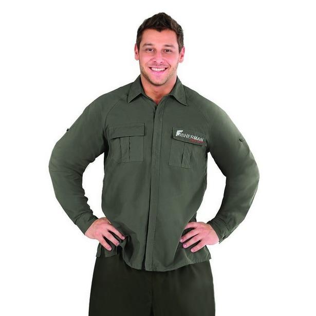 фото Рубашка для рыбалки летняя NOVA TOUR «Лайт v.2». Размер одежды: M