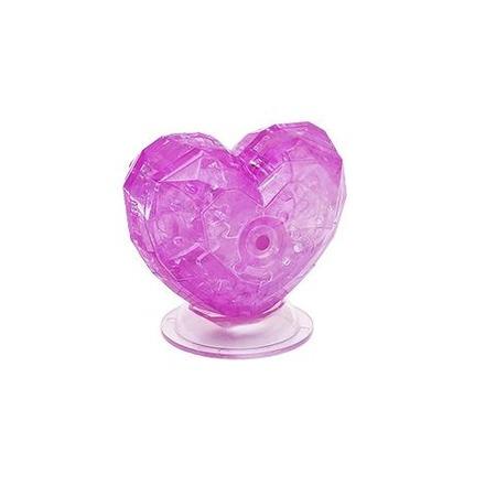 Купить Пазл-конструктор 3D Ice Puzzle «Сердце» Love Heart