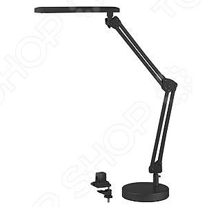 Настольная лампа-трапеция светодиодная Эра NLED-440 лампа настольная эра nled 454 9w bk