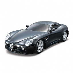 Купить Сборная модель автомобиля 1:32 Bburago Alfa Romeo 8C Competizione