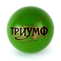 фото Мяч детский Русский стиль лакированный 40614