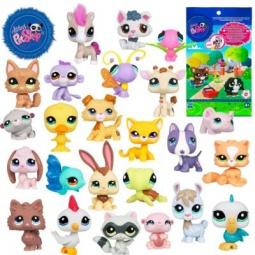 фото Набор игровой для девочек Littlest Pet Shop Зверюшки. В ассортименте