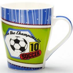 Купить Кружка Loraine LR-24451 «Футбол»