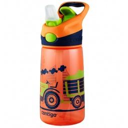 фото Бутылка для воды детская Contigo Striker. Цвет: оранжевый