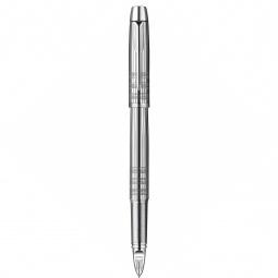 Купить Ручка 5-й пишущий узел Parker IM Premium F522 Shiny Chrome