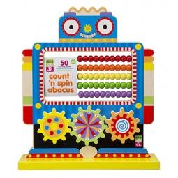 фото Игрушка развивающая для малыша Alex со счетами «Робот»