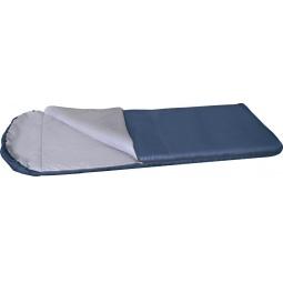 фото Спальный мешок ALASKA «Одеяло с подголовником +5 С». Цвет: синий