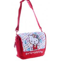 Купить Сумка на плечо Hello Kitty Patchwork