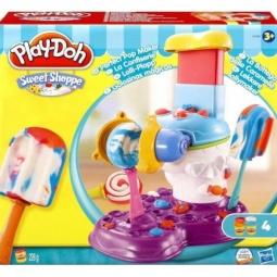фото Набор пластилина Play-Doh Потрясающая фабрика сладостей