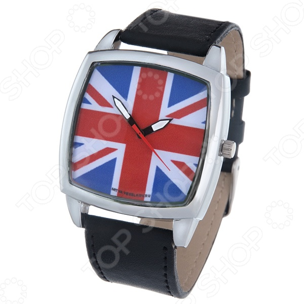 Часы наручные Mitya Veselkov «Британский флаг» CH