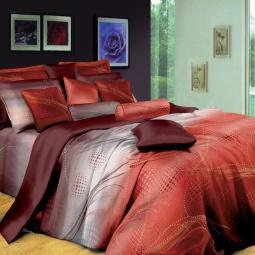 фото Комплект постельного белья с эффектом 3D Buenas Noches Elegant. Евро