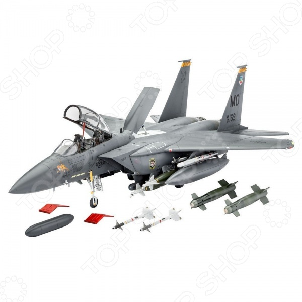 ������� ������ ����������� Revell F-15E Strike Eagle