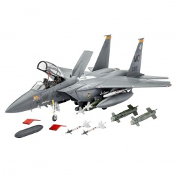 Купить Сборная модель истребителя Revell F-15E Strike Eagle