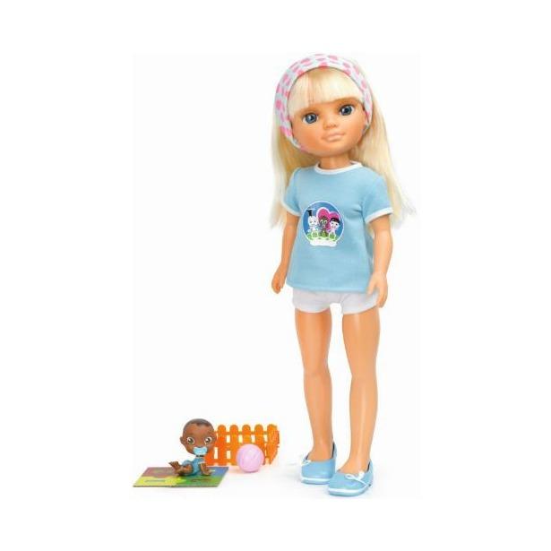 фото Кукла с аксессуарами Famosa «Nancy и любимый малыш»