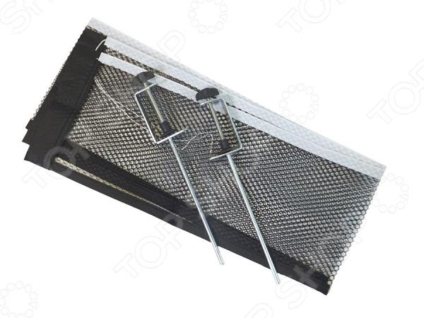 Сетка для настольного тенниса с креплением DoBest DOBEST W212S ракетка для настольного тенниса dobest 2 star