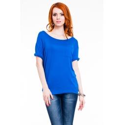 фото Футболка Mondigo 8742. Цвет: синий. Размер одежды: 44
