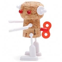 Купить Декор для винной пробки Monkey Business Corkers Robots Белла