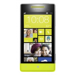фото Смартфон HTC Windows Phone 8s. Цвет: серый