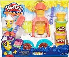 Набор пластилина игровой Hasbro «Грузовичок с мороженым»