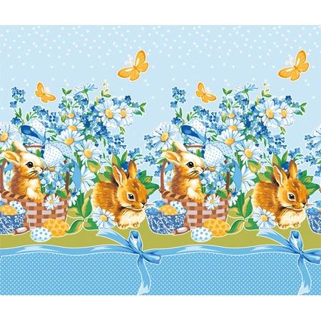Купить Полотенце вафельное ТексДизайн «Кролик пасхальный»
