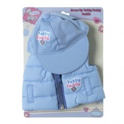 Купить Одежда для мишки Тедди Me to you Жилет с кепкой