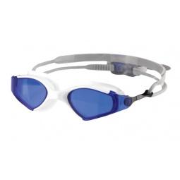 фото Очки для плавания Larsen S53. Цвет: белый, синий
