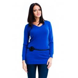 фото Жакет Mondigo 9846. Цвет: темно-синий. Размер одежды: 42