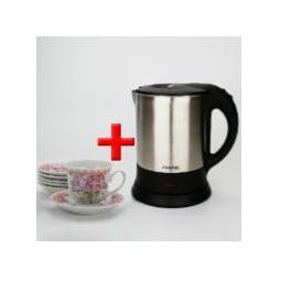 фото Чайник STERLINGG ST-10125 и Чайный набор LORAINE на 6 персон
