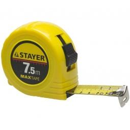 фото Рулетка Stayer Master 34014. Длина: 7 м. Ширина: 25 мм