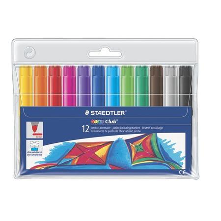 Купить Набор цветных маркеров Staedtler 340WP1204