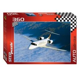 фото Пазл 360 элементов Step Puzzle Самолет