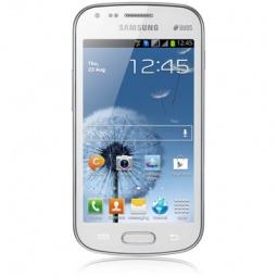 фото Смартфон Samsung Galaxy S Duos GT-S7562. Цвет: белый