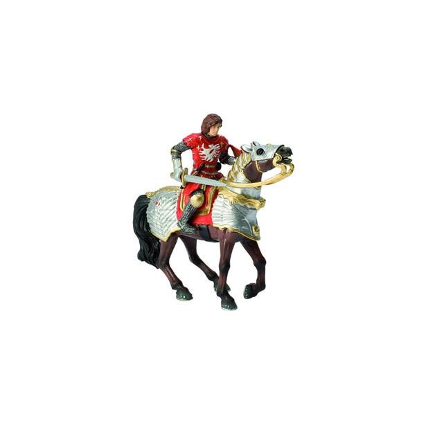фото Фигурка Bullyland Рыцарь с мечом на лошади