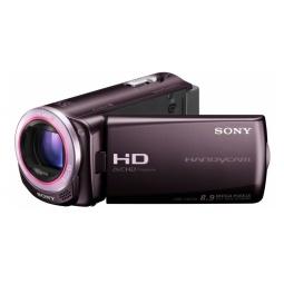 фото Видеокамера SONY HDR-CX250E. Цвет: коричневый