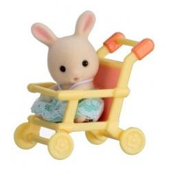 фото Набор игровой Sylvanian Families 5200 «Кролик в коляске»