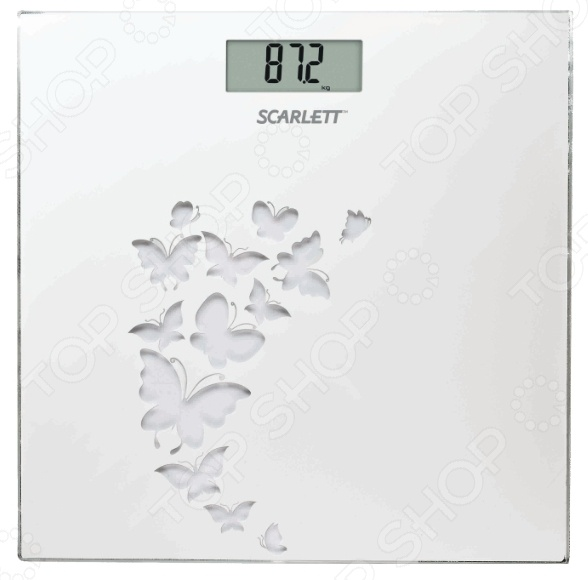 Весы Scarlett SC-BS33E003Весы<br>Весы напольные Scarlett SC-BS33E003 электронные весы для каждого дома, предназначенные для точного взвешивания массы тела. Цифровой дисплей поможет быстро считывать данные. Погрешность точного результата взвешивания массы составляет 1г. Достаточно компактны, поэтому вопросов с хранением не возникнет. Также достаточно просты в использовании, с ними справятся даже ребенок.<br>