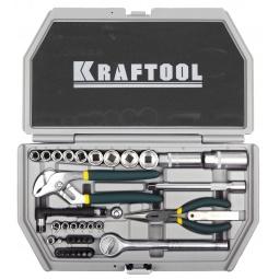 фото Набор слесарно-монтажного инструмента Kraftool Industrie 27970-H38
