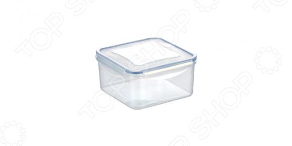 Контейнер для продуктов квадратный Tescoma Freshbox. В ассортименте