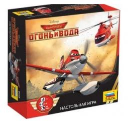 Купить Игра настольная Звезда «Самолеты. Огонь и вода»