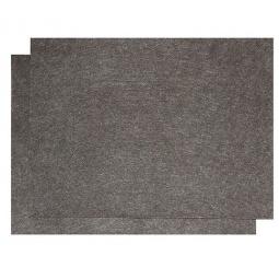 Купить Набор ковриков влаговпитывающих универсальных Зебра Z-0849